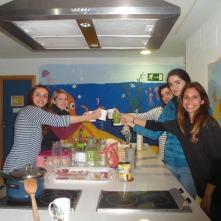 Spanish environment in residence