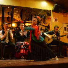 Performance by Spanish musicians