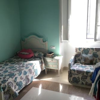 Cosy bedroom at Homestay