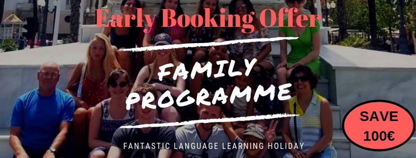 family programme in spain.